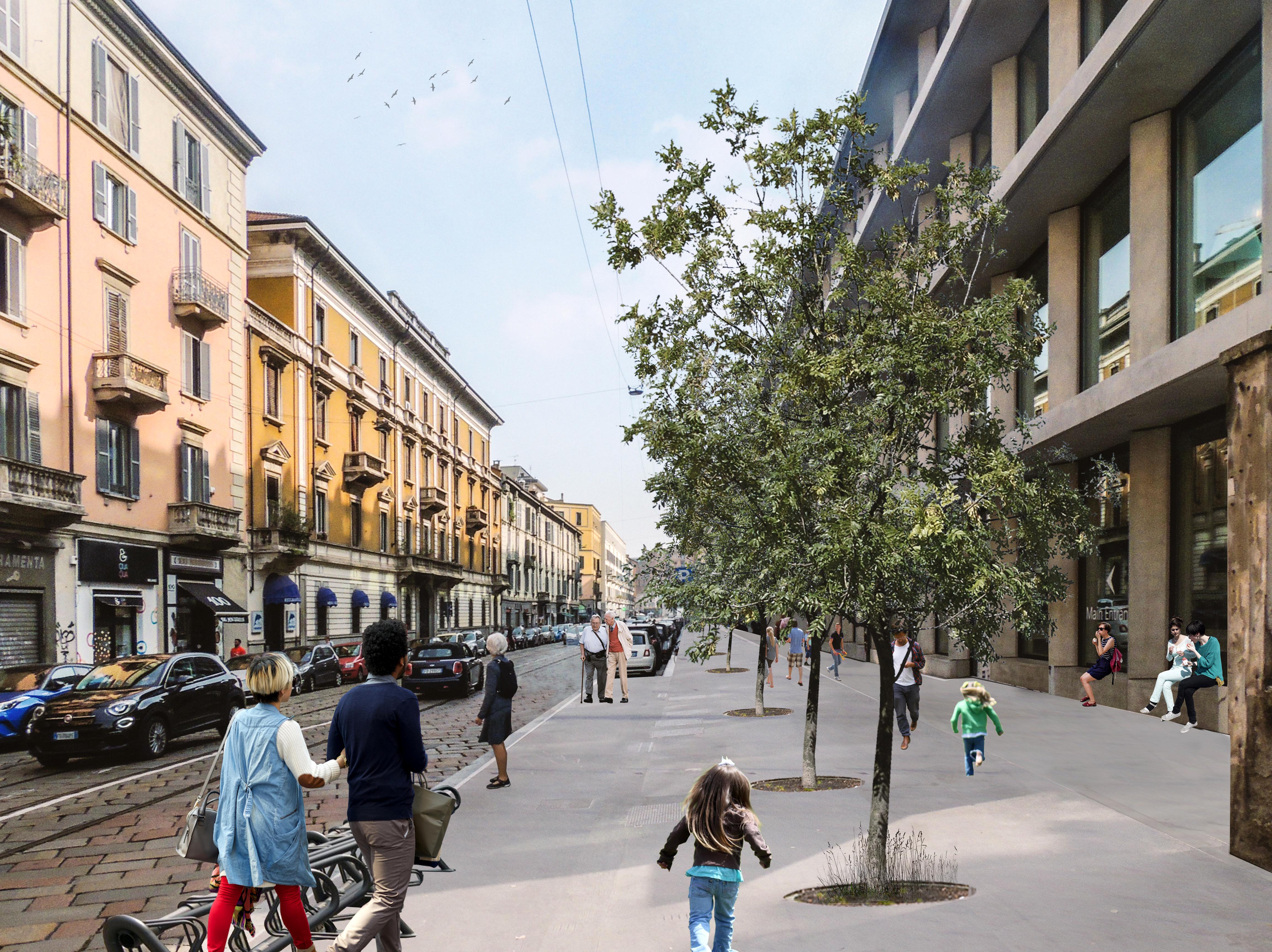 Piazzale Baiamonti, lavori e ritrovamenti archelogici (11)