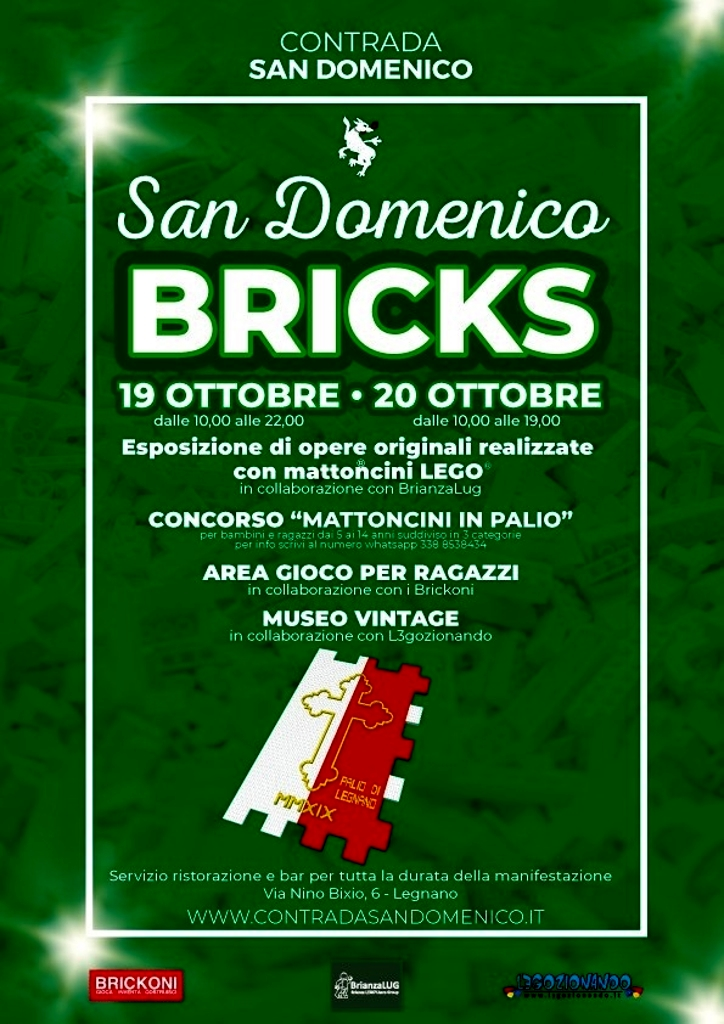 san domenico bricks