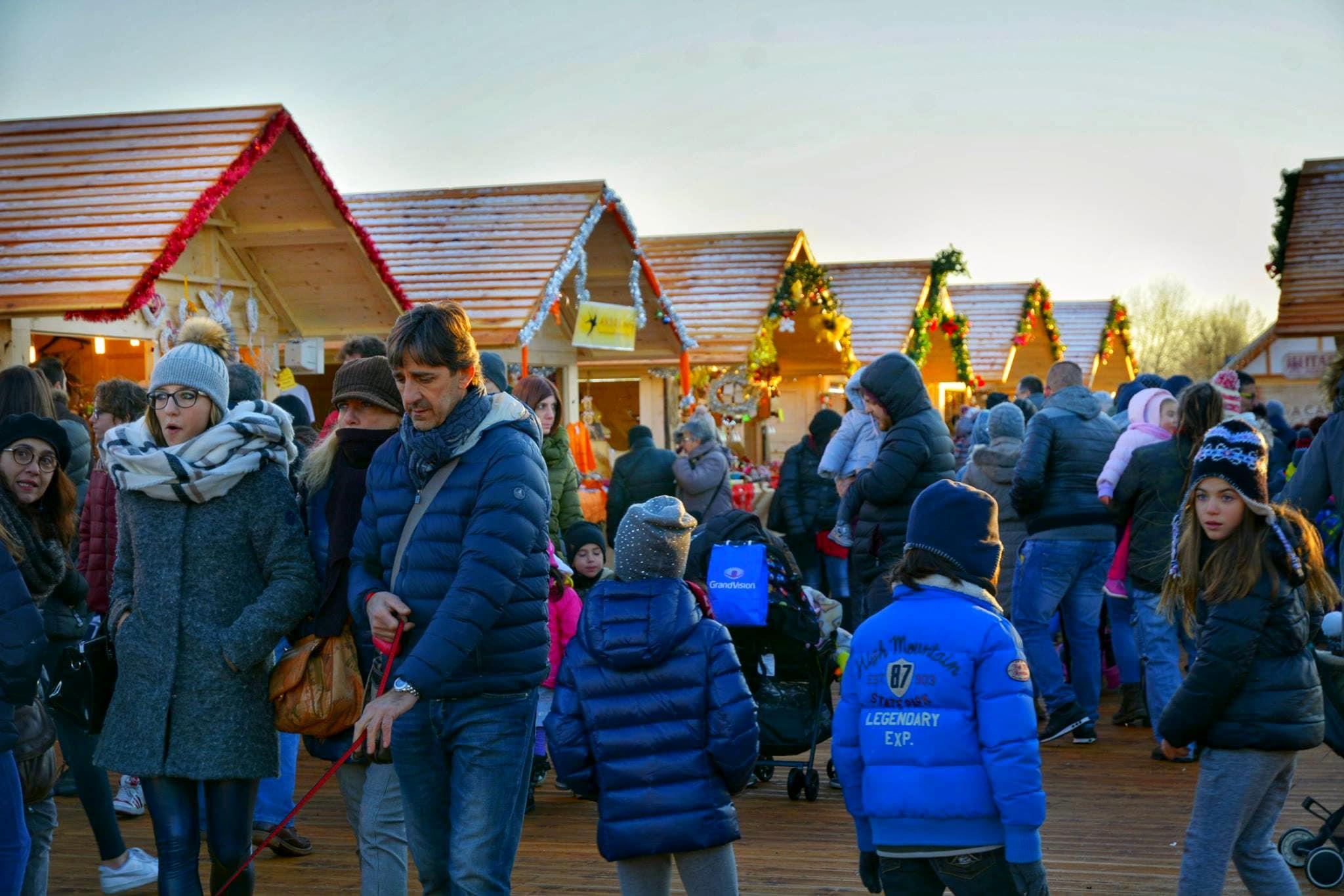 Mercatino Natale del Villaggio di Natale-2
