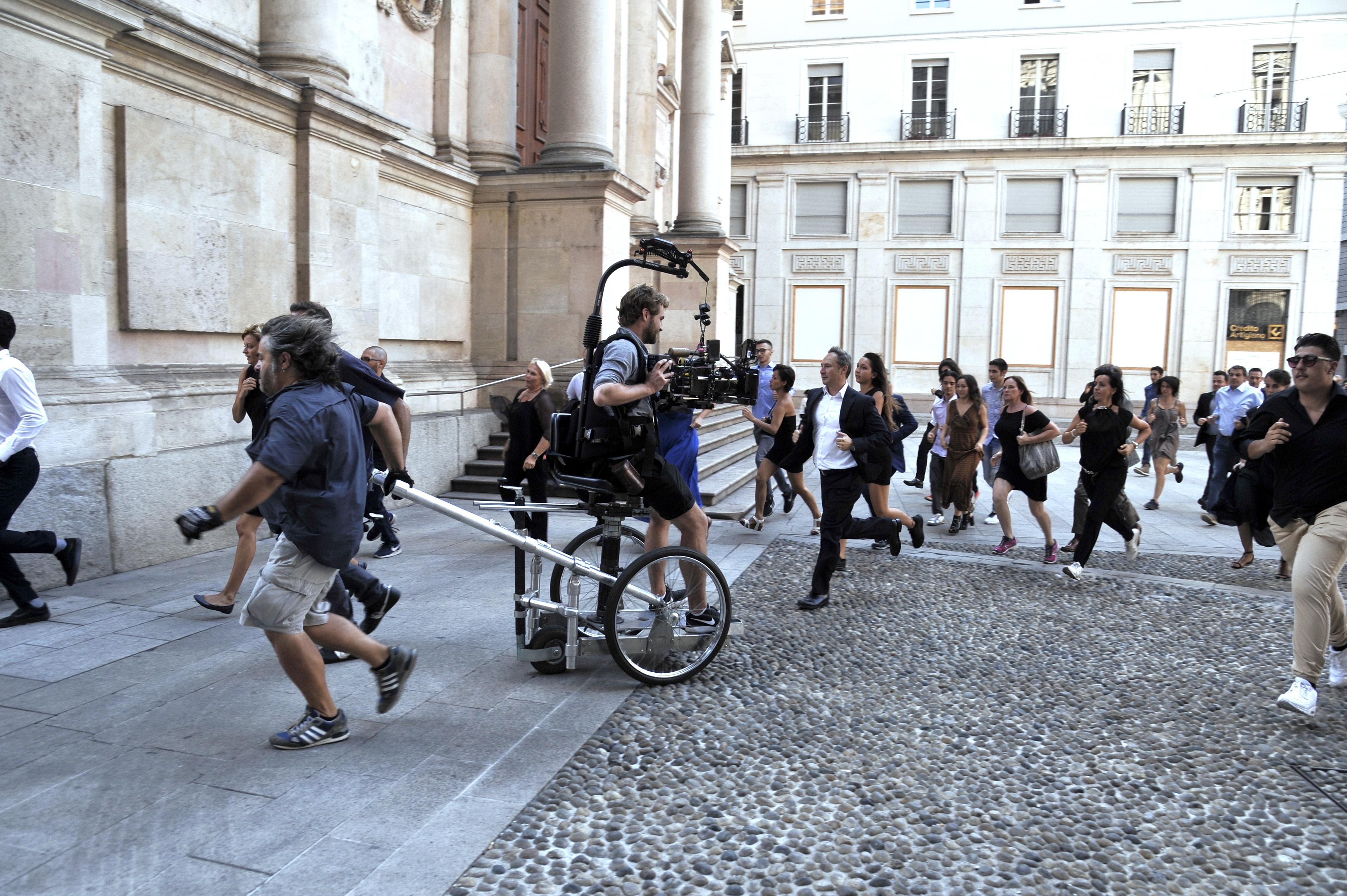 Set cinematografici. Film, Tv girati a Milano (2)-2