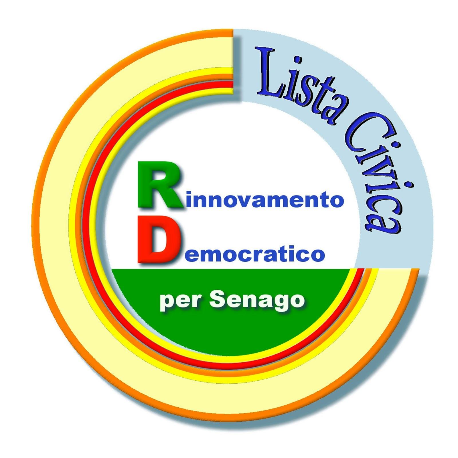 Rinnovamento Democratico Senago-2