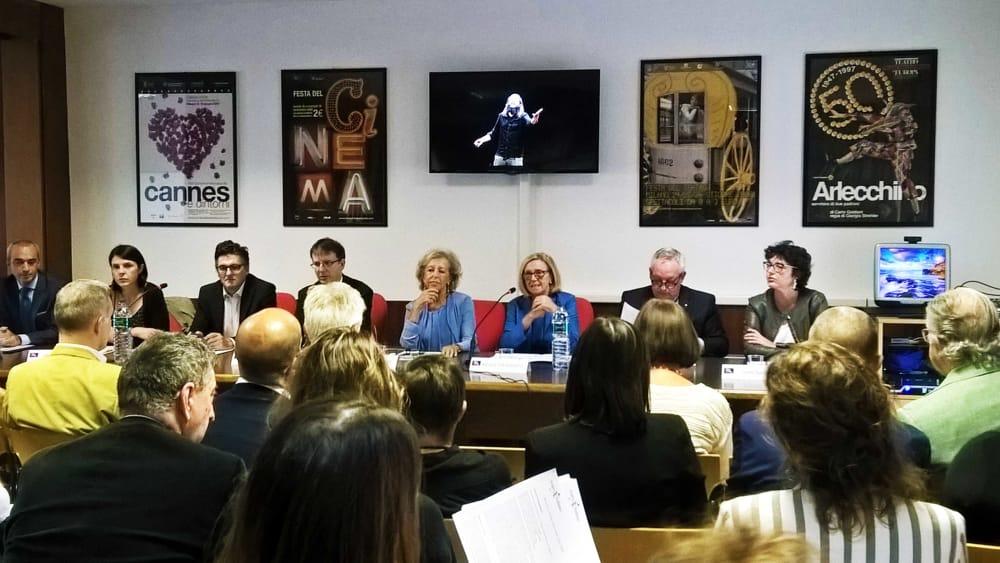 conferenza stampa invito a teatro 2019 2020-2