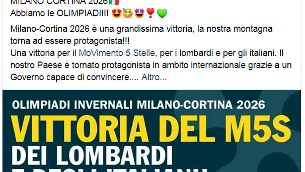 post movimento 5 stelle lombardia olimpiadi-2