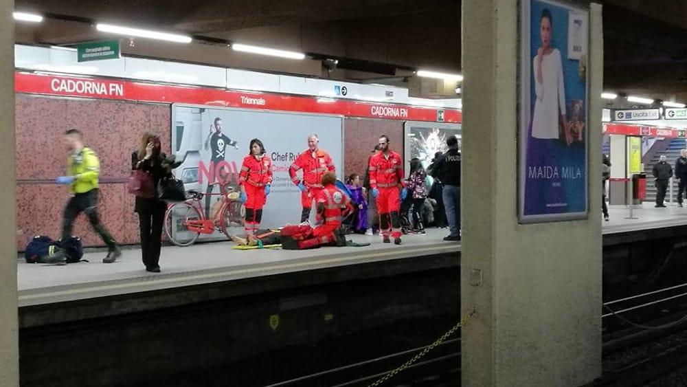 soccorso banchina metro cadorna 118 - alan polimeni-2