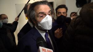 """Lombardia ritorna in zona arancione, l'appello di Fontana al governo: """"Adesso ristori subito"""""""