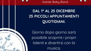 Nababà. Natale baby band