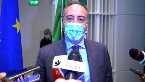 """L'addio al Pirellone (via social) di Gallera: """"Ho rappresentato una speranza, grazie a tutti"""""""