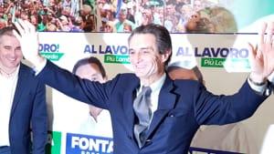 Autonomia, asili gratis e lavoro: le prime parole di Fontana da governatore della Lombardia