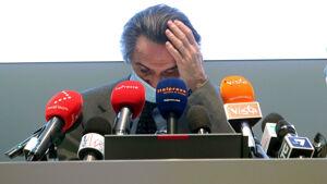 Il governatore della Lombardia Attilio Fontana è indagato per autoriciclaggio