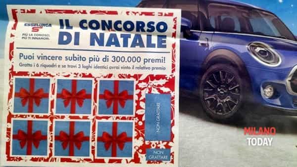 Esselunga Regali Di Natale.Milano Ecco Il Concorso Di Natale Esselunga In Palio 100 Mini 500 Bracciali In Oro Con Diamanti E 1 500 Iphone