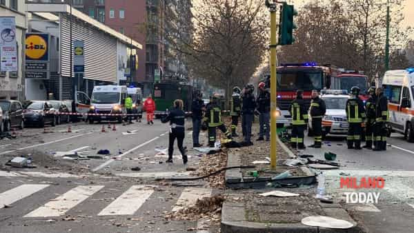 Incidente in viale Bezzi - 4