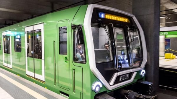 """Metropolitana verde fino a Vimercate, M5S: """"Lega e Pd dicono no alle opere per i cittadini"""""""