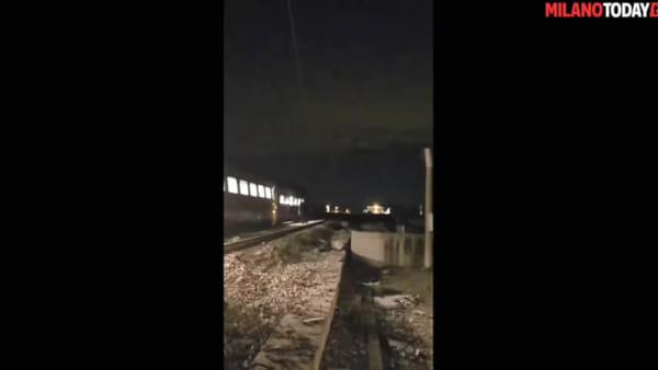 Frecciarossa deragliato, due morti e 31 feriti: il video girato dal passeggero a bordo