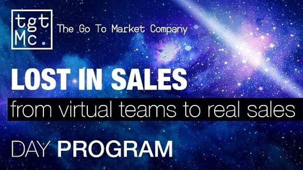 """""""Lost in Sales: from Virtual teams to real Sales"""": mercoledì 31 ottobre presso Talent Garden"""