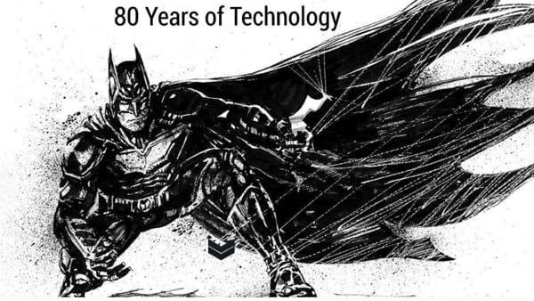 Una mostra dedicata a Batman al Museo della Scienza e della Tecnologia