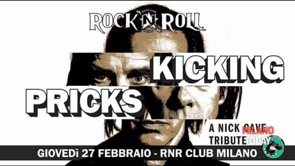Kicking pricks - A nick cave tribute live at rock'n'roll