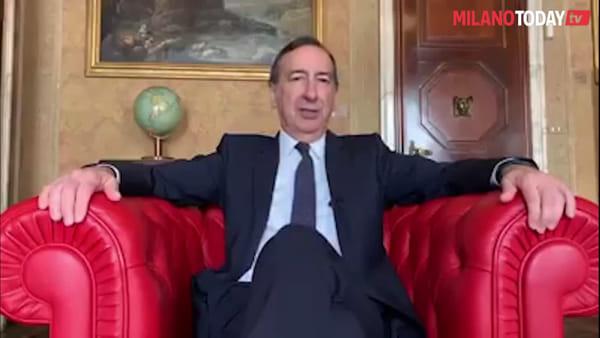 """Milano, il sindaco Sala chiede tamponi e analisi: """"Servono certezze per prendere decisioni"""""""
