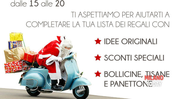 The Christmas solution day: domenica 21 dicembre a Milano