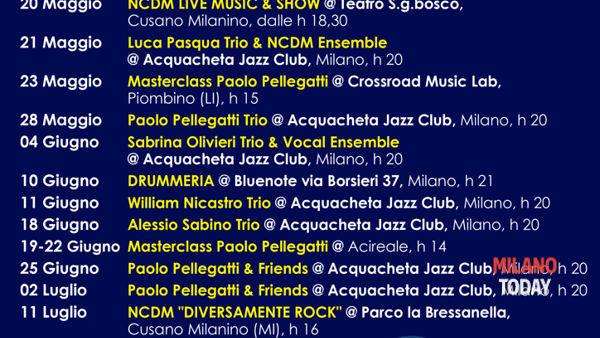 Eventi estivi 2015 a Milano e Provincia