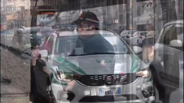 Incidente in corso di Porta Vittoria: donna investita da uno scooter. Il video