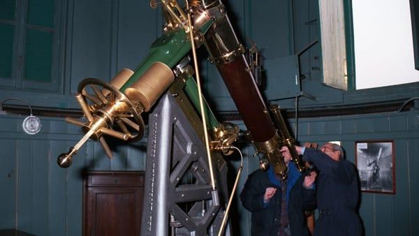 Il 29 settembre presentato al Museo della Scienza uno dei più grandi telescopi rifrattori al mondo