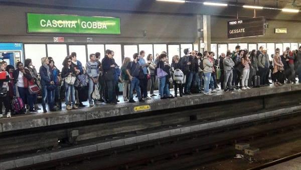 Metro M2: lavori a Cascina Gobba, bus tra Crescenzago - Cologno e Villa Fiorita
