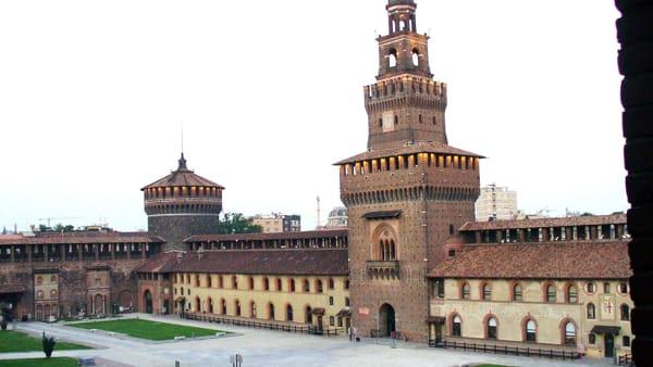 Castello Sforzesco: tre mesi di musica, teatro e danza a ingresso libero