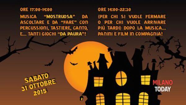 Halloween in musica per bambini: il 31 ottobre a Milano