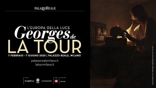 """Mostra """"Georges de La Tour. L' Europa della luce"""" in visita con Milanoguida"""