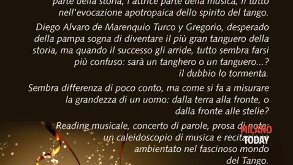 Tango di fine anno: il 30 dicembre a Milano