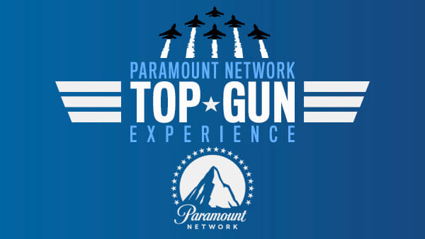 Paramount Network Top Gun Experience @Milano Air Show, Linate