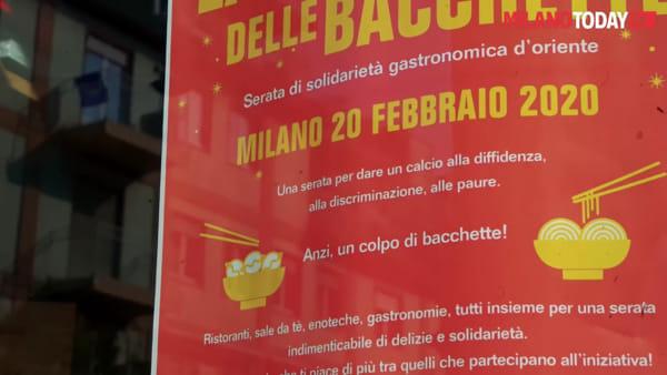 Nei ristoranti cinesi di Milano arriva la 'Notte delle bacchette': menù solidale contro indifferenza e razzismo