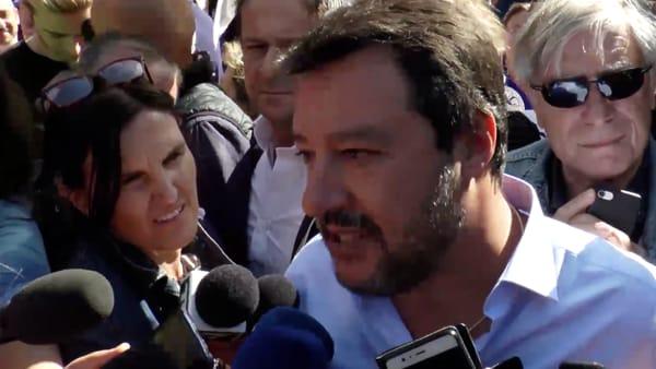 """Milano, stadio San Siro: Salvini si schiera per il 'No' all'abbattimento, """"È un pezzo di storia del calcio"""""""