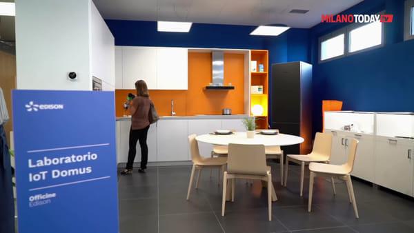 Milano, aprono le 'Officine Edison': il nuovo polo per l'innovazione energetica di Bovisa