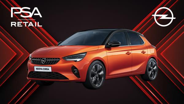 Nuova Opel Corsa, vieni a scoprirla!