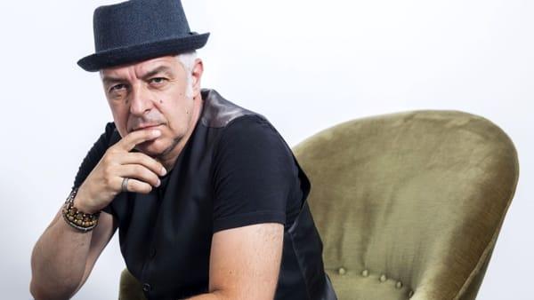 Davide Van De Sfroos presenta il nuovo album in Feltrinelli