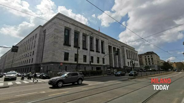 Tribunale di Milano (foto Melley/MilanoToday)