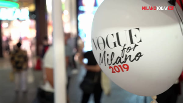Vogue for Milano 2019: torna il popolo dei fashion victims, tra musica, selfie e shopping fino a tarda sera