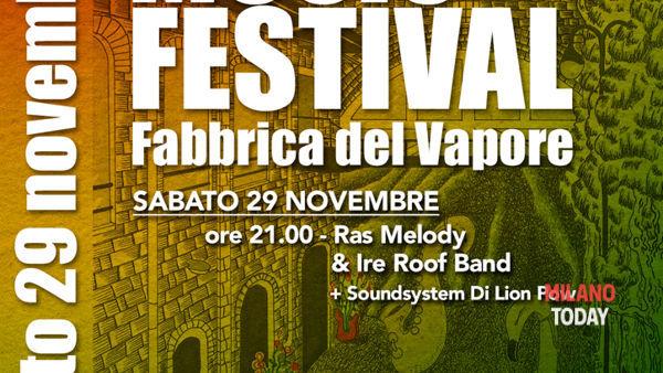 Mixitè Music Festival: il 29 novembre alla Fabbrica del Vapore