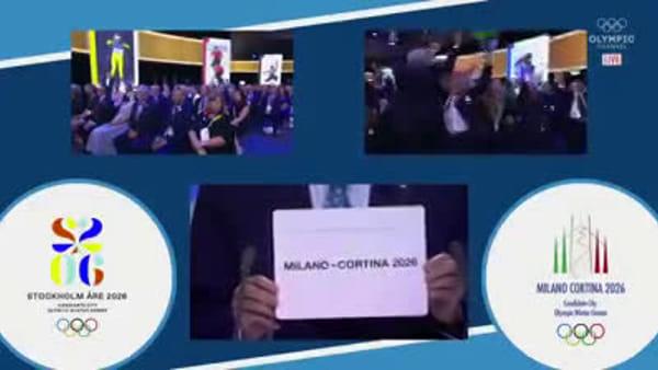 Olimpiadi a Milano, Beppe Sala scatenato dopo la vittoria: il video