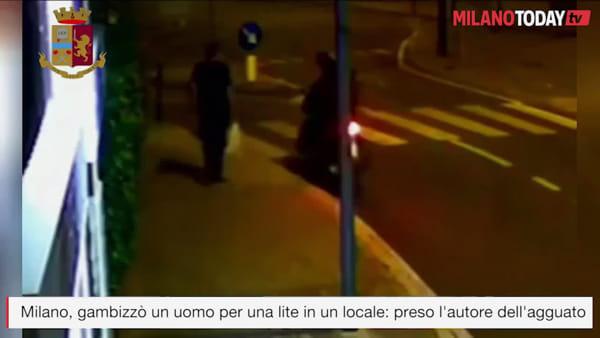 Cinisello Balsamo, sparò dal motorino dopo una discussione in un locale: in manette un 31enne