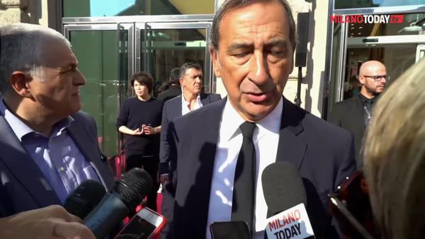"""Stadio San Siro, il sindaco di Milano Sala: """"Disponibili a valutarne la vendita"""""""