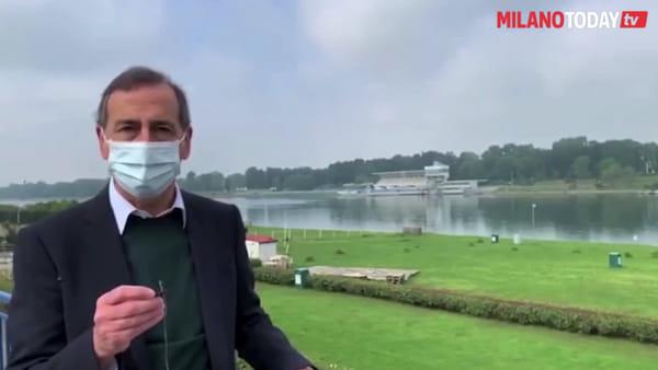 """Milano, la proposta 'turistica' del sindaco: """"Estate all'Idroscalo in piena sicurezza"""""""