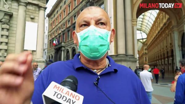 Assunzioni, sicurezza e 'No didattica a distanza': la scuola in piazza contro la ministra Azzolina