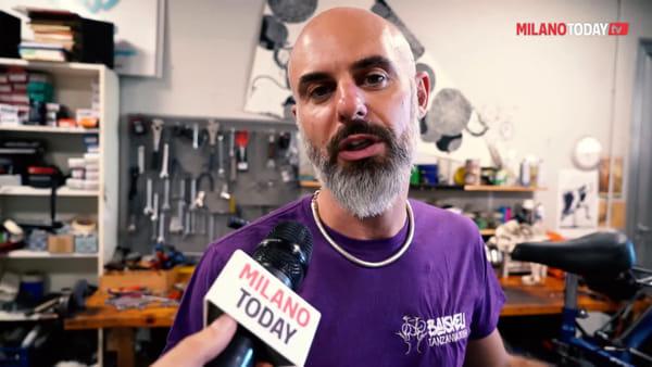 Ciclofficina sociale, riparare biciclette per reinserire migranti e persone in difficoltà