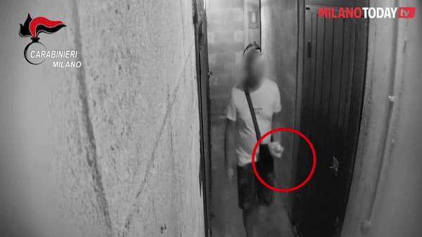 Bollate, in manette pusher italiano di 34 anni: spacciava dalla finestra dell'appartamento