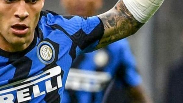 Video gol e sintesi partita Inter-Sassuolo 2-1, gol di Lautaro e Lukaku
