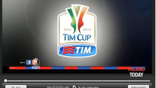 VIDEO | Coppa Italia, Inter-Roma 2-3: gol e highlights