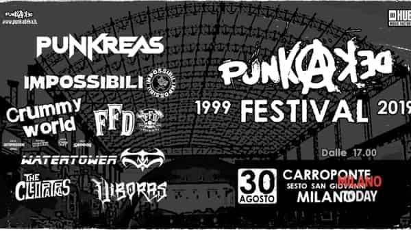 Punkadeka 1999-2019 festival