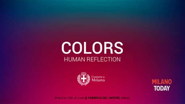Phifest 2018 - Colors (human reflection)